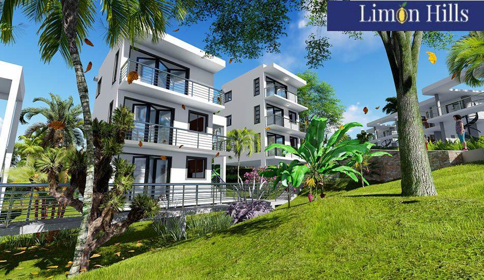 Limon Hills VIllas For Sale Dominican Republic