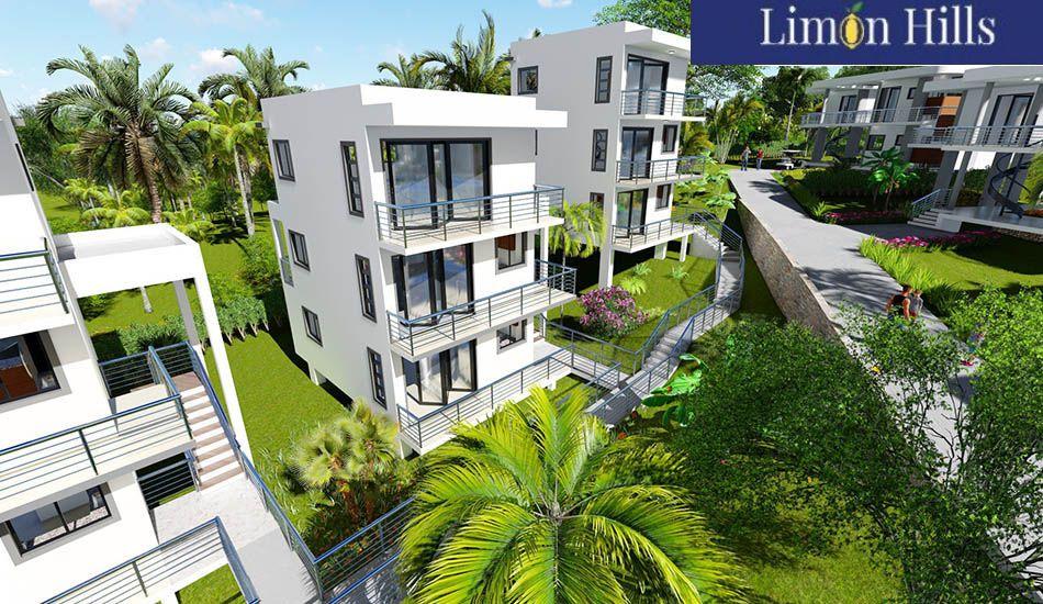 Limon Hills Villas Las Terrnenas For Sale