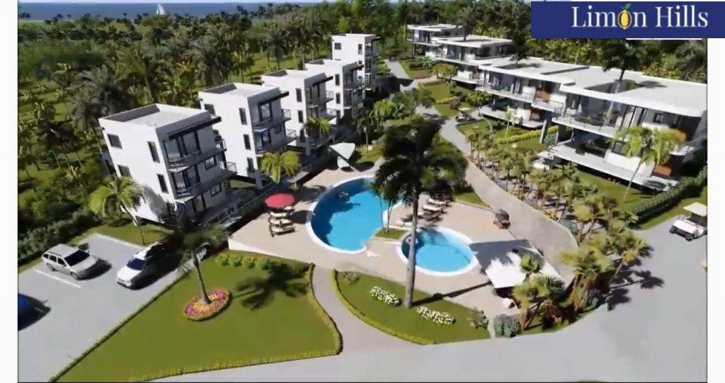 Limon Hills Villas Las Terrnenas